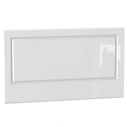 Balmoral White Gloss 3ft Headboard